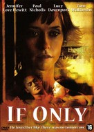 If Only - Dutch DVD cover (xs thumbnail)