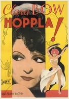 Hoop-La - Swedish Movie Poster (xs thumbnail)