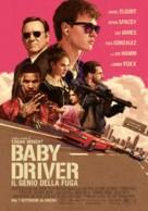 Baby Driver - Italian Movie Poster (xs thumbnail)
