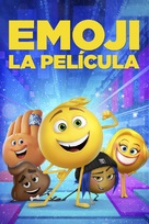 The Emoji Movie - Spanish Movie Cover (xs thumbnail)