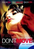 Non ti muovere - DVD cover (xs thumbnail)