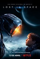 """""""Lost in Space"""" - Spanish Movie Poster (xs thumbnail)"""