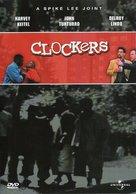 Clockers - Finnish DVD movie cover (xs thumbnail)