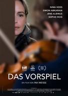 Das Vorspiel - German Movie Poster (xs thumbnail)