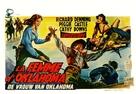 The Oklahoma Woman - Belgian Movie Poster (xs thumbnail)