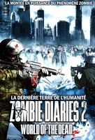 World of the Dead: The Zombie Diaries - French Movie Cover (xs thumbnail)