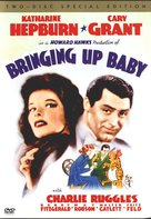Bringing Up Baby - DVD cover (xs thumbnail)
