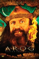 A.R.O.G - Turkish Movie Poster (xs thumbnail)