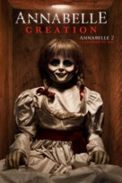 Annabelle: Creation - Canadian Movie Cover (xs thumbnail)