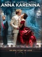 Anna Karenina - British Movie Cover (xs thumbnail)