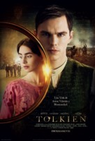 Tolkien - Mexican Movie Poster (xs thumbnail)