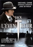 Jack the Ripper - French DVD movie cover (xs thumbnail)
