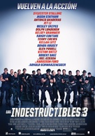 The Expendables 3 - Argentinian Movie Poster (xs thumbnail)