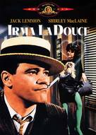Irma la Douce - Movie Cover (xs thumbnail)