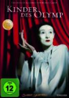 Les enfants du paradis - German DVD cover (xs thumbnail)