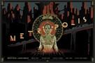 Metropolis - Belgian Movie Poster (xs thumbnail)