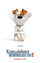 The Secret Life of Pets 2 - Norwegian Movie Poster (xs thumbnail)
