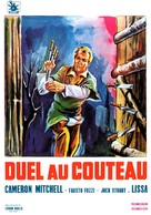 I coltelli del vendicatore - French Movie Poster (xs thumbnail)