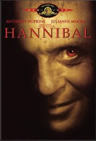 Hannibal - DVD movie cover (xs thumbnail)