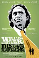 William Kunstler: Disturbing the Universe - Movie Poster (xs thumbnail)