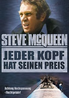 The Hunter - German Movie Cover (xs thumbnail)