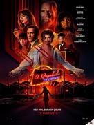 Bad Times at the El Royale - Turkish Movie Poster (xs thumbnail)