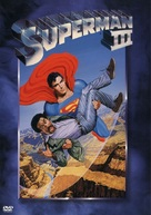 Superman III - DVD movie cover (xs thumbnail)