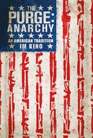 The Purge: Anarchy - German Movie Poster (xs thumbnail)
