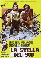 The Southern Star - Italian Movie Cover (xs thumbnail)