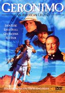 Geronimo: An American Legend - DVD cover (xs thumbnail)
