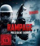 Rampage: President Down - German Movie Cover (xs thumbnail)