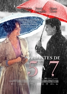 5 to 7 - Mexican Movie Poster (xs thumbnail)