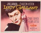 Lucy Gallant - Movie Poster (xs thumbnail)
