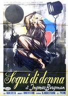 Kvinnodröm - Italian Movie Poster (xs thumbnail)