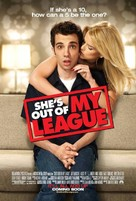 She's Out of My League - Movie Poster (xs thumbnail)