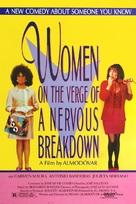 Mujeres Al Borde De Un Ataque De Nervios - Movie Poster (xs thumbnail)