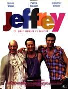 Jeffrey - Spanish poster (xs thumbnail)