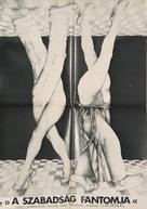 La fantôme de la liberté - Hungarian Movie Poster (xs thumbnail)