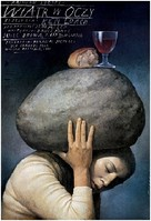 Raining Stones - Polish Movie Poster (xs thumbnail)