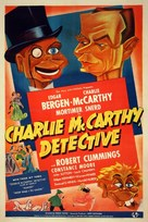 Charlie McCarthy, Detective - Movie Poster (xs thumbnail)