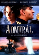 Admiral - Czech DVD movie cover (xs thumbnail)