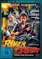 River of Death - German Movie Cover (xs thumbnail)