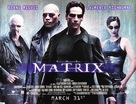 The Matrix - British Movie Poster (xs thumbnail)