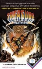 El tesoro de las cuatro coronas - VHS movie cover (xs thumbnail)