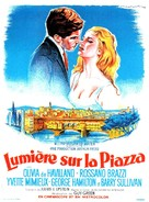 Light in the Piazza - French Movie Poster (xs thumbnail)