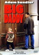Big Daddy - DVD movie cover (xs thumbnail)