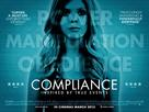 Compliance - British Movie Poster (xs thumbnail)