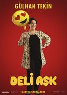 Deli Ask - Turkish Movie Poster (xs thumbnail)