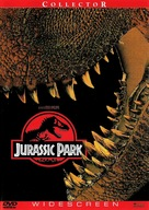 Jurassic Park - French DVD cover (xs thumbnail)