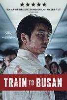Busanhaeng - Danish Movie Poster (xs thumbnail)